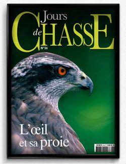 Affiche couverture Jours de Chasse n°56