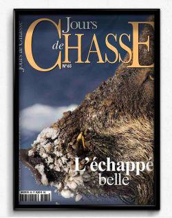 Affiche couverture Jours de Chasse n°65