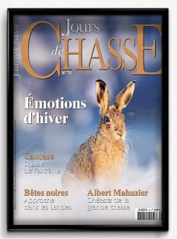 Affiche couverture Jours de Chasse n°74