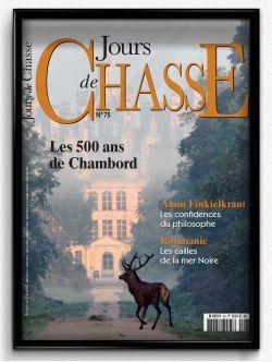 Affiche couverture de Jours de Chasse n°75