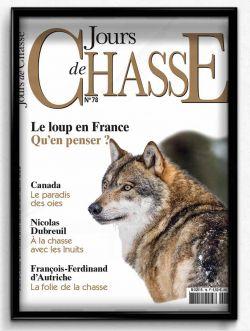 Affiche couverture Jours de Chasse n°78