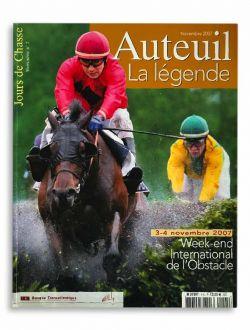 Hors-série Auteuil la légende