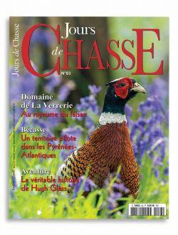 Jours de Chasse n°83 - version papier