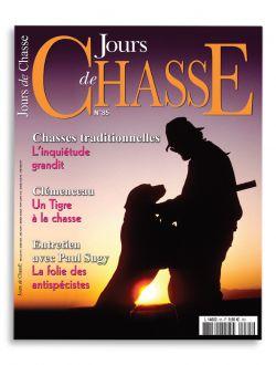 Jours de Chasse n°85 - version papier
