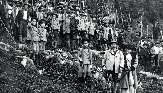 François-Ferdinand d'Autriche : l'homme qui aimait trop la chasse