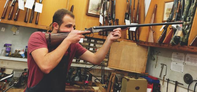 Quelques astuces pour choisir son arme de chasse à canon lisse