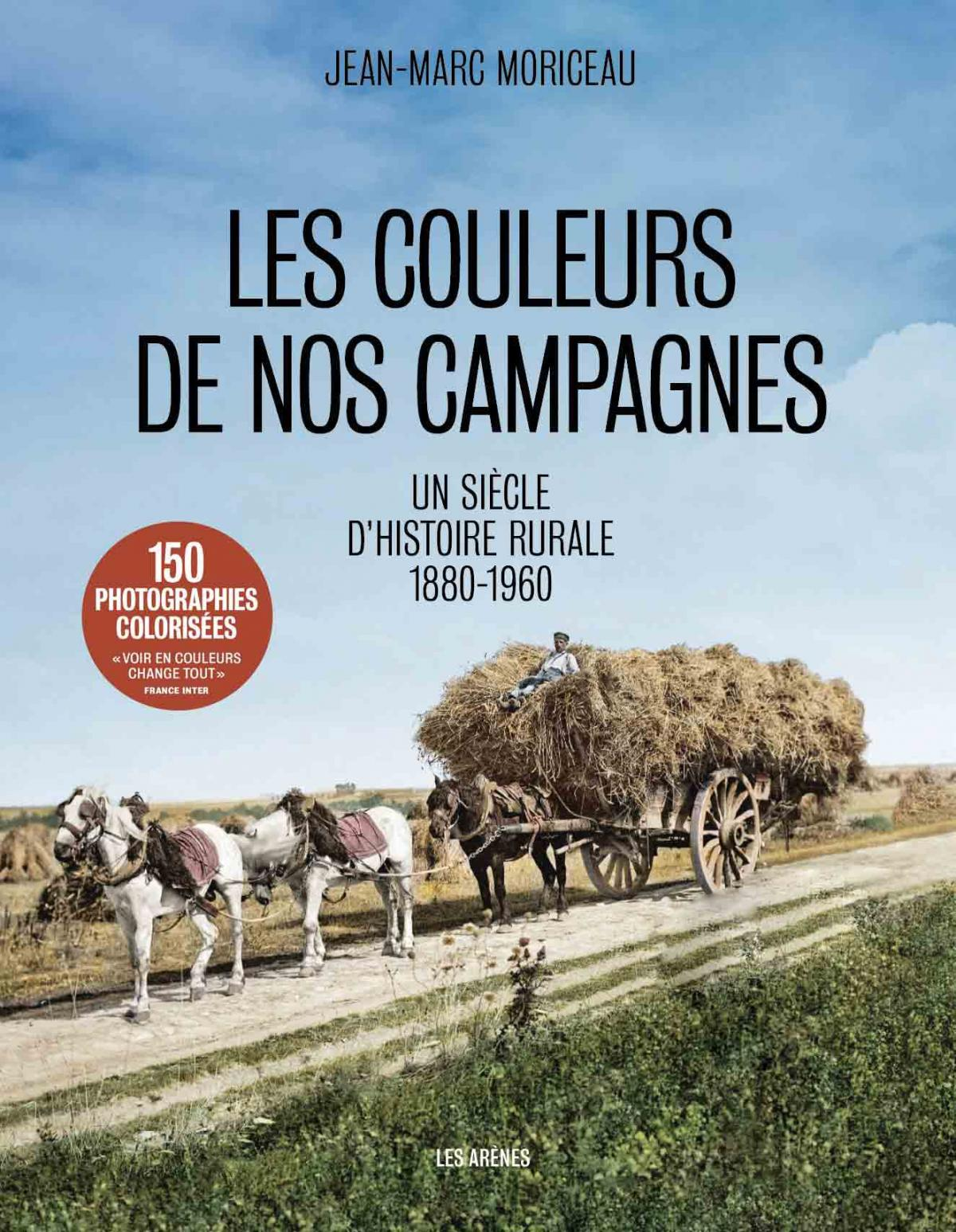 Les couleurs de nos campagnes de Jean-Marc Moriceau