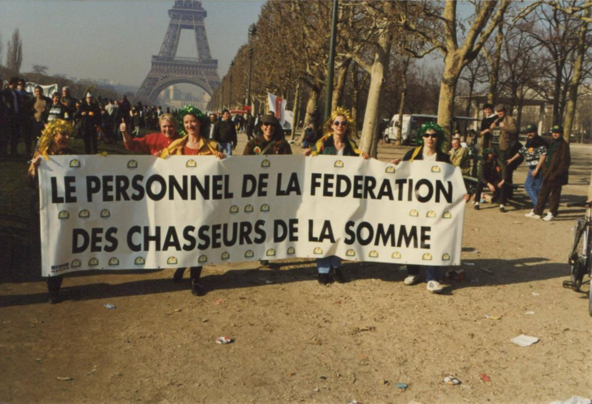 Manifestations pro chasse et ruralité : de la nécessité d'un discours cohérent