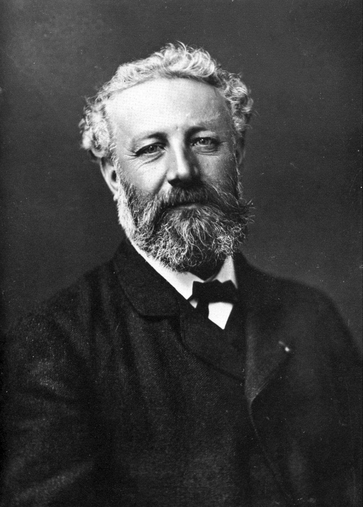 Jules Verne : voyageur imaginaire
