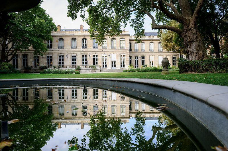 """Le jardin du ministère de la Transition écologique désormais """"refuge LPO"""""""