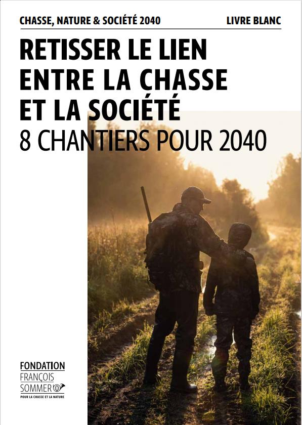 Chasse nature et société 2040 : Dernier opus