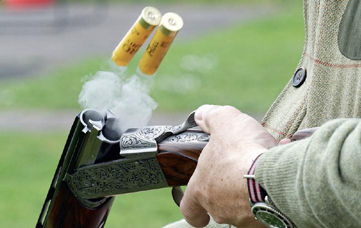 Essai : Krieghoff modèle K-20 Parcours calibre 20