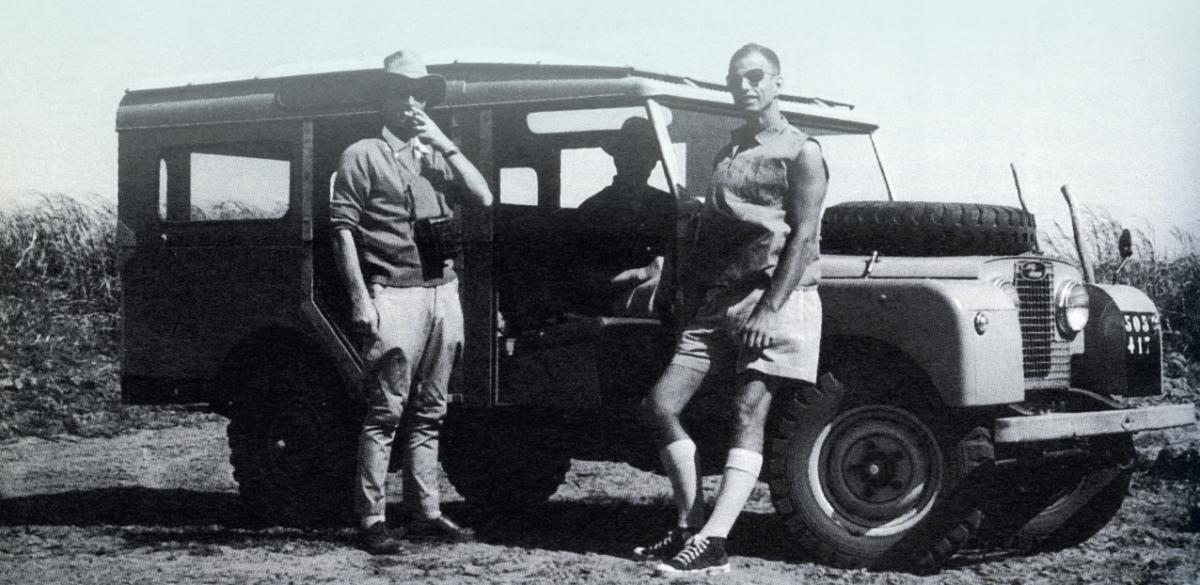 Gilles Tré-Hardy : un authentique broussard