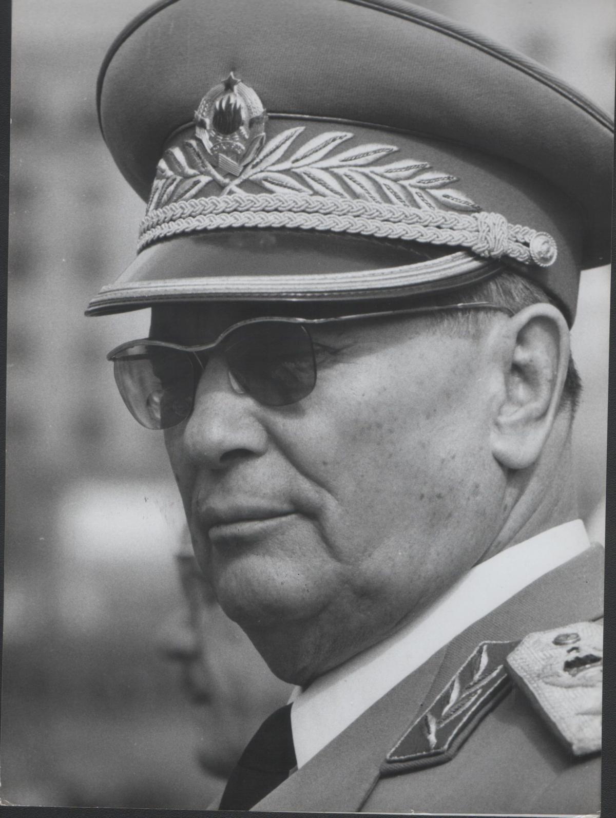 Tito, le chasseur mégalomane