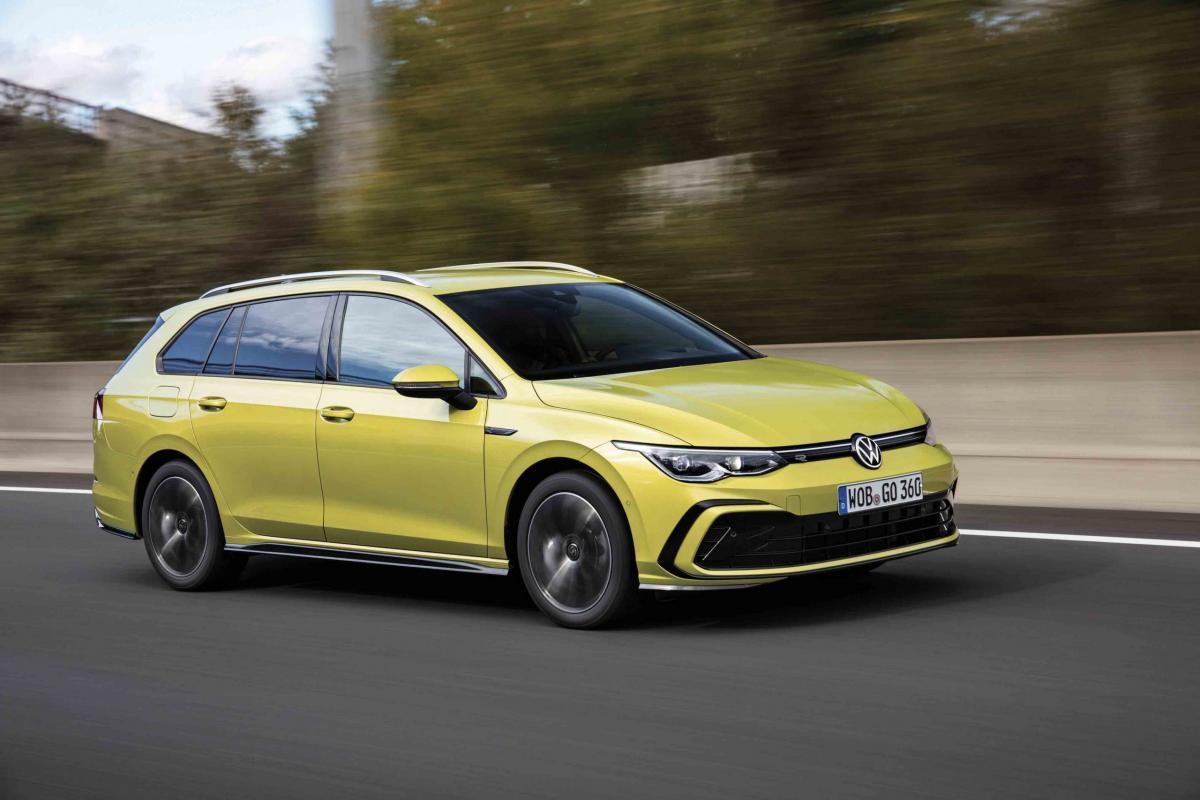 Volkswagen Golf SW : sobriété et douceur
