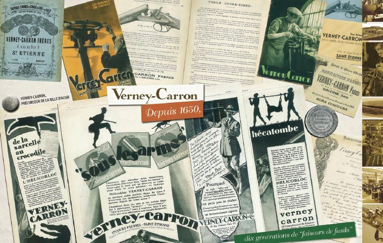Verney-Carron a 200 ans