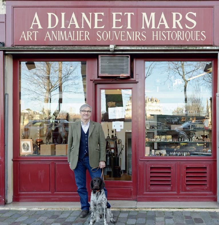 Métiers d'art, A Diane et Mars, le dernier des Mohicans