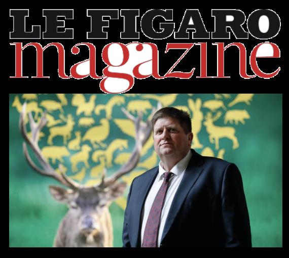 Willy Schraen dans le Figaro Magazine