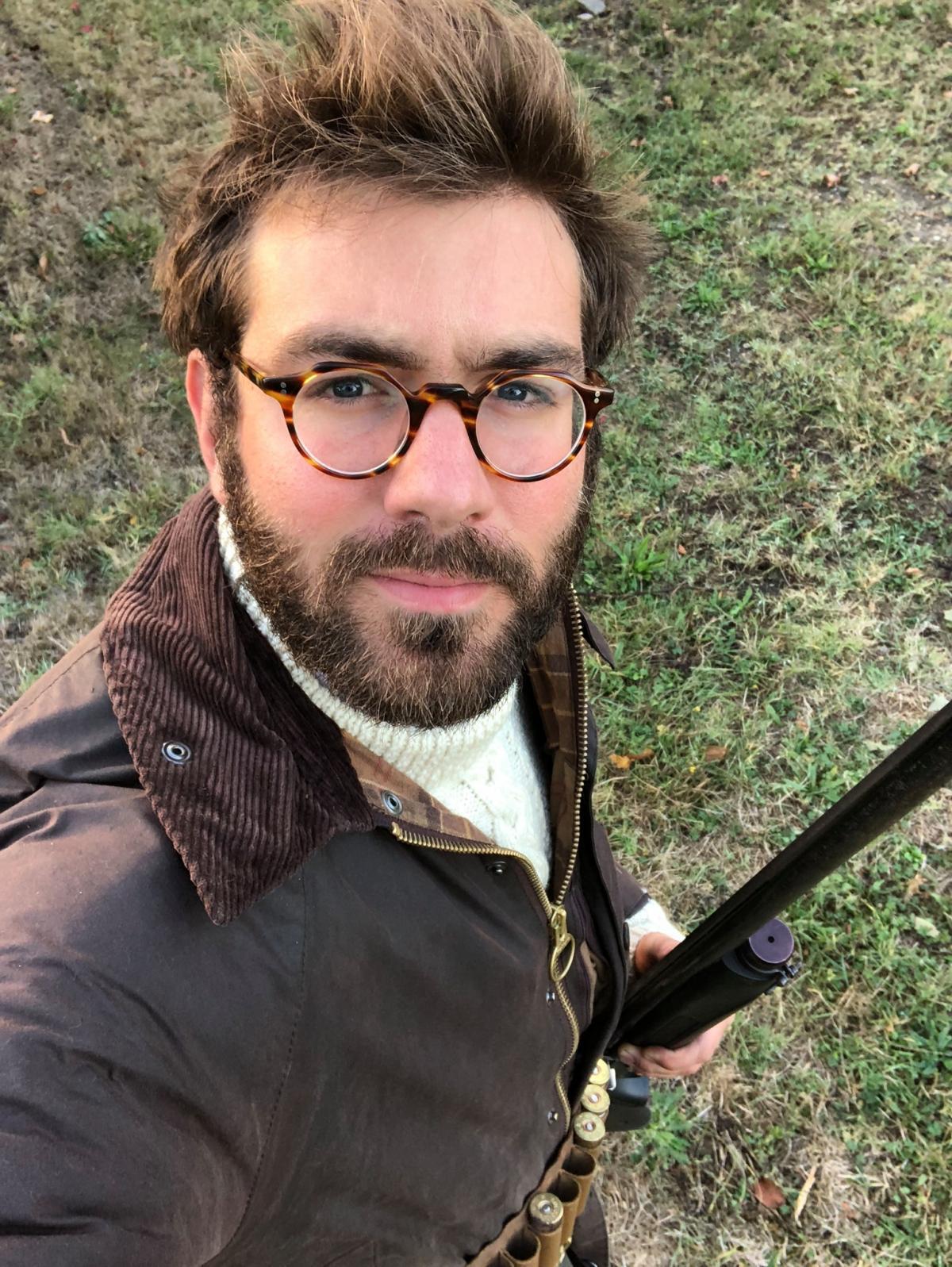 """Entretien avec Paul Ponsar, président de """"Journée de chasse"""""""