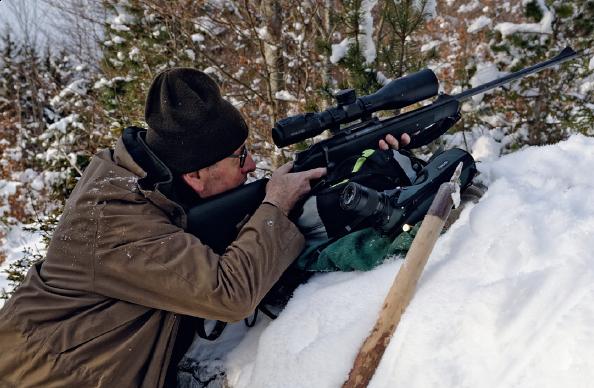 Essai de la lunette de chasse Swarovski modèle dS 5-25x52 P